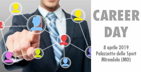 Career Day 2019 Mirandola (MO)