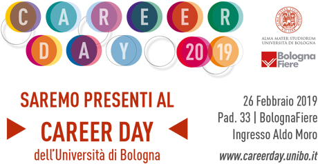 Career Day 2019 Bologna